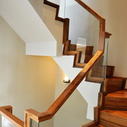 实木安全楼梯