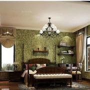 精致自然卧室欣赏