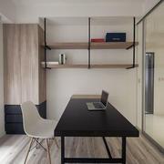 简洁现代的书柜