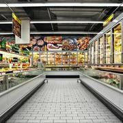 现代都市超市欣赏