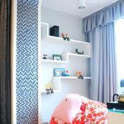清新小户型书房设计