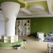 幼儿园绿色教室展示