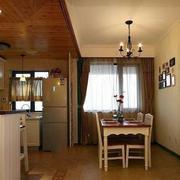 厨房生态木吊顶