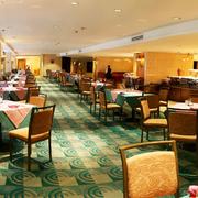 饭店地毯展示