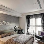 卧室个性背景墙