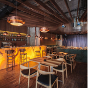 新古典酒吧吧台