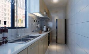 精致现代化的厨房