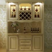 酒柜灯光设计