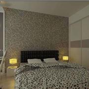 现代卧室液体背景墙