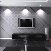经典的电视背景墙装修效果图