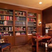 典雅温婉的书柜