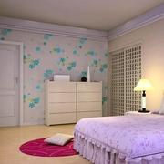 家居小卧室壁纸
