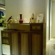 现代美式鞋柜图片