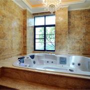 卫生间按摩浴缸图片
