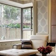 精致美观的客厅飘窗