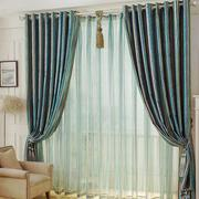 客厅窗帘图片展示