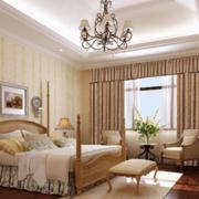 舒适卧室装修效果图