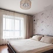优雅的卧室墙衣