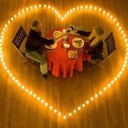 极其浪漫的灯饰