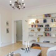 简约美观的书柜