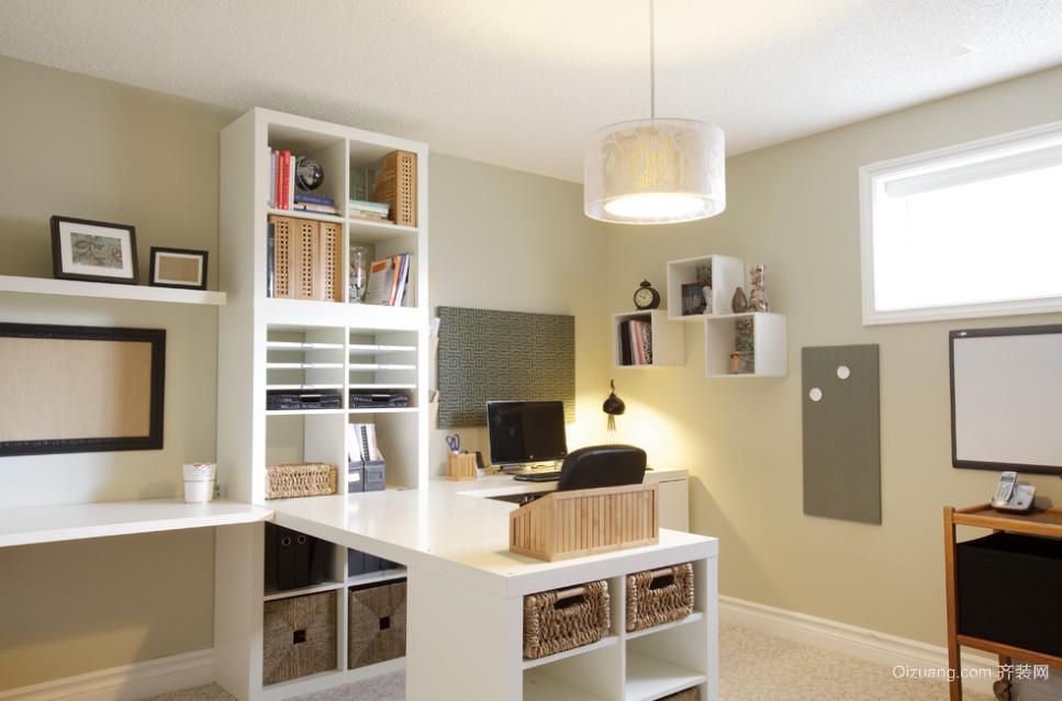 美式风格别墅小房间装修效果图