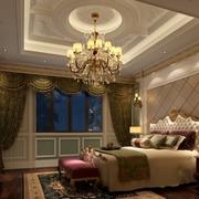 大户型奢华卧室吊灯