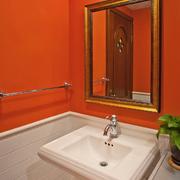 卫生间背景墙装修效果图