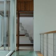 舒适宜家的走廊