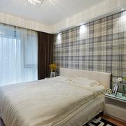 都市现代化卧室