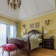 大户型别墅卧室