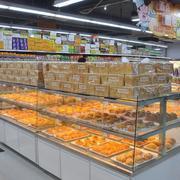 面包超市展示柜