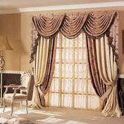 尽显高贵窗帘设计
