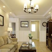 现代客厅设计