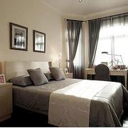 典雅温婉的卧室