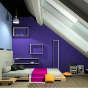阁楼卧室墙面设计