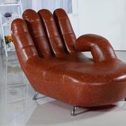 客厅手指形状沙发