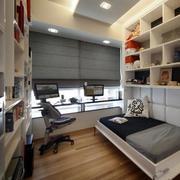 小户型公寓书房欣赏