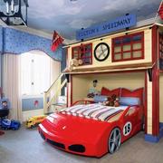 酷炫个性儿童房