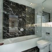 卫生间新颖瓷砖墙壁