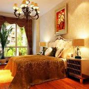 温馨舒适卧室欣赏