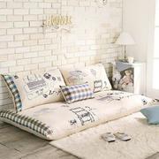 韩式清新客厅沙发