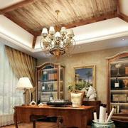 温馨美式宜家书柜