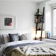 公寓卧室时尚设计