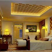 华贵的大卧室图片