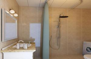 质量绝佳卫生间瓷砖效果图