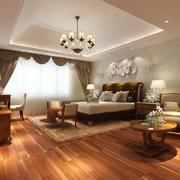 现代温馨卧室设计