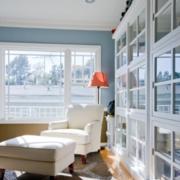 轻松现代书房吊顶