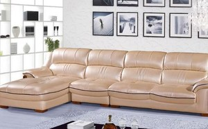 现代简约都市清新客厅潮流懒人沙发装修效果图