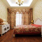 乡村田园卧室设计