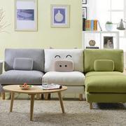 客厅稚气时尚沙发